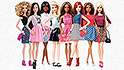 Barbie steps up with flat shoes