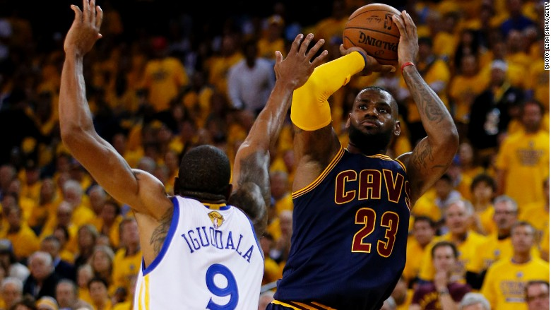 NBA Finals scores most-watched Game 1 ever