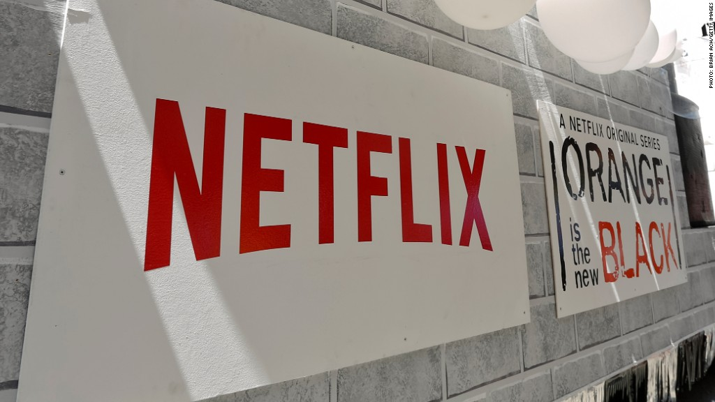 It would be a crime to bet against Netflix