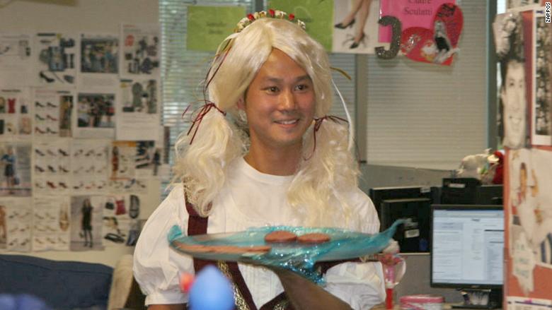 zappos Tony Hsieh