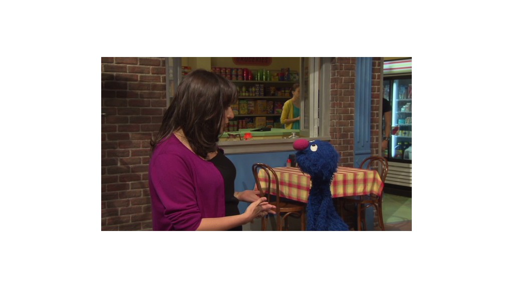 Grover's financial advice
