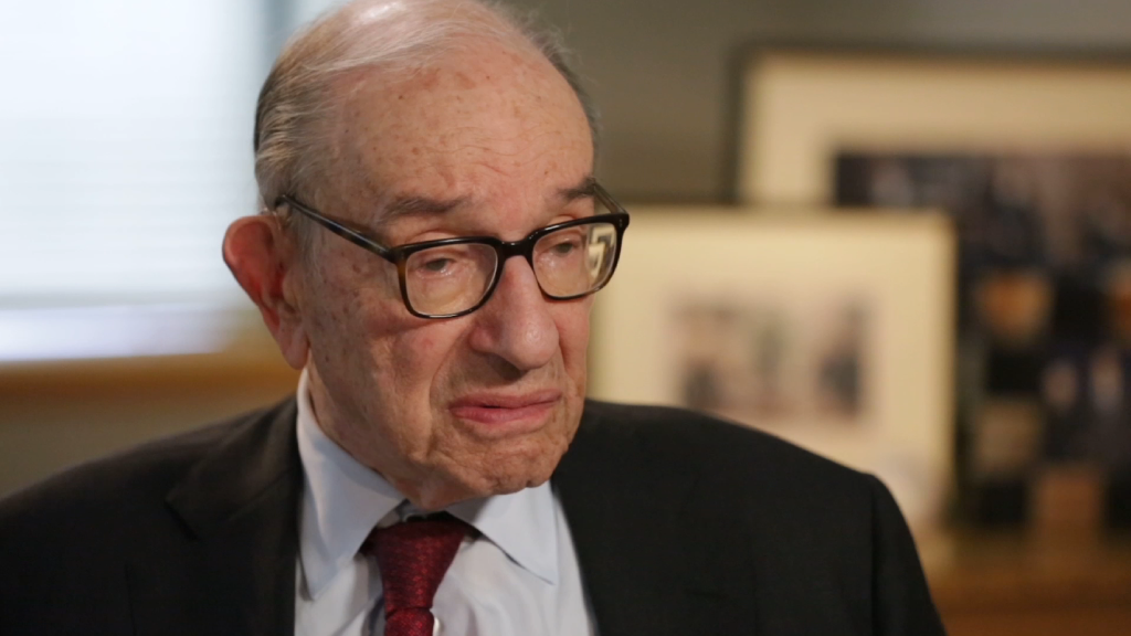 Greenspan on housing: 'Stagnation' here to stay