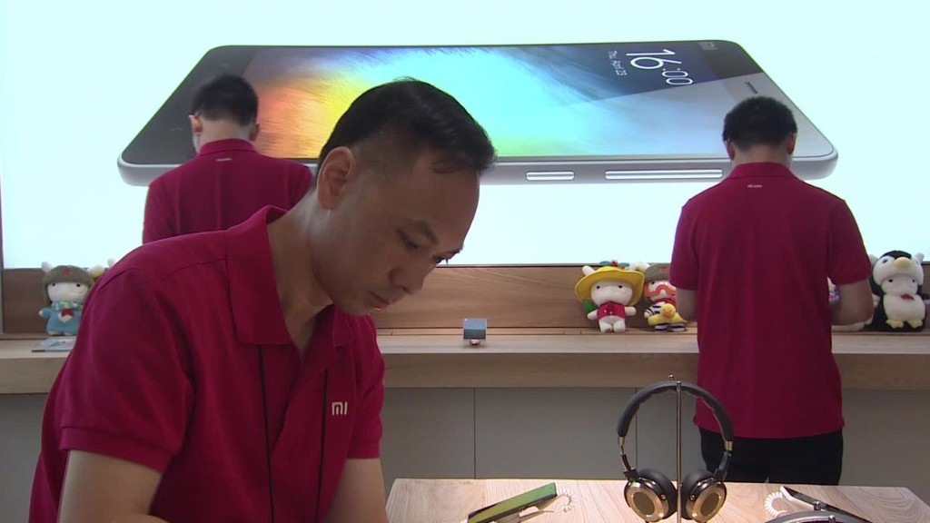 Inside Xiaomi's Mi Home store in Hong Kong