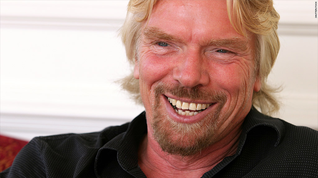 Why Richard Branson calls a Trump presidency 'dangerous'