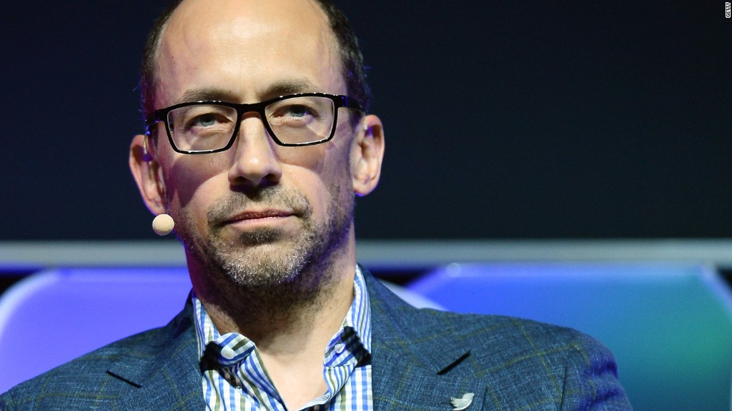 Twitter CEO Dick Costolo stepping down