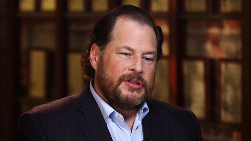 Benioff: 'This is very different than 2000'