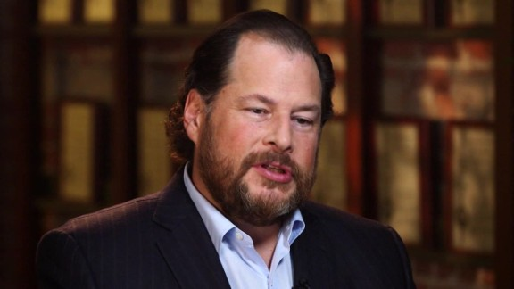 Salesforce CEO Marc Benioff: I don't see a startup bubble