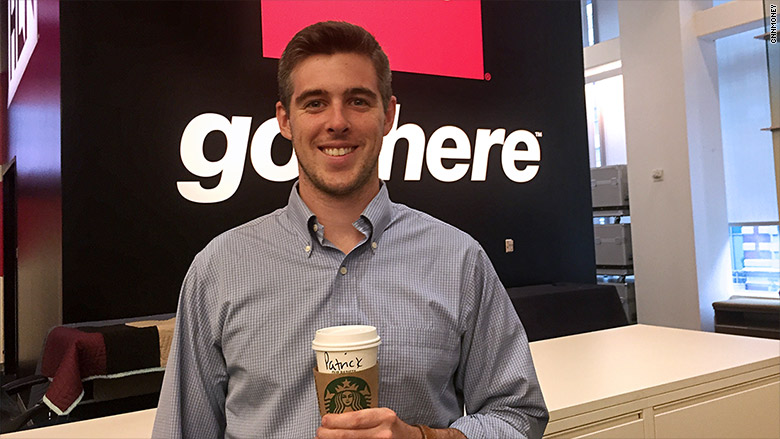 starbucks stock patrick gillespie