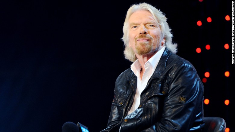 branson pitch to rich