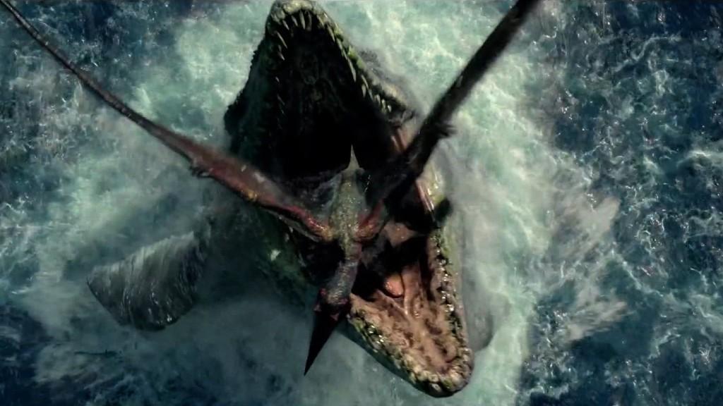 'Jurassic World's' record box office weekend