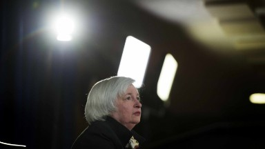 Investors await Fed decision on rates