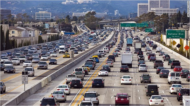 We spend $2,600 a year commuting to work