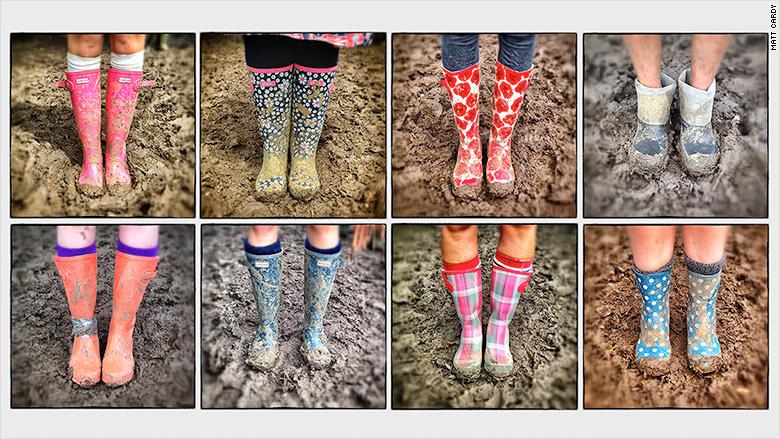 glastonbury boots