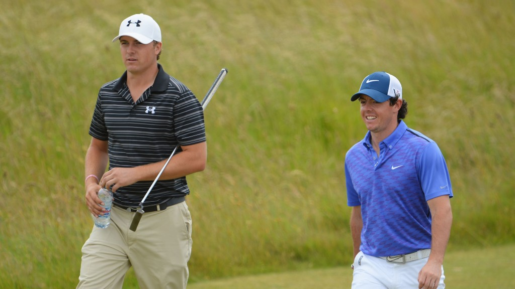 McIlroy vs. Spieth: The rivalry that could save golf