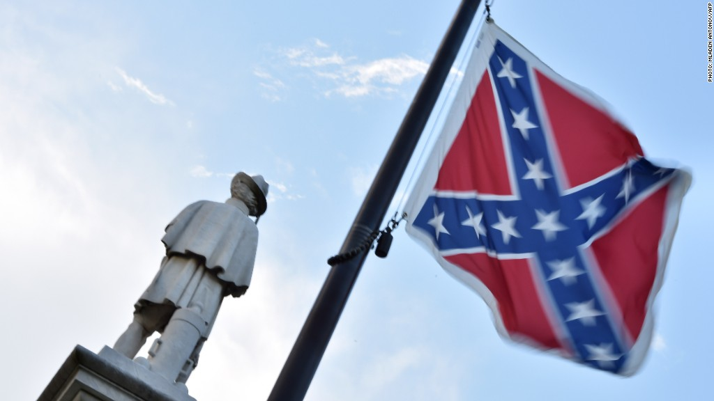 Should the Confederate flag be removed?
