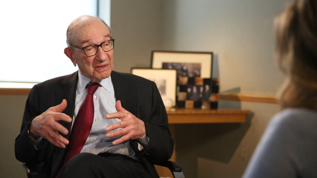 Alan Greenspan on housing