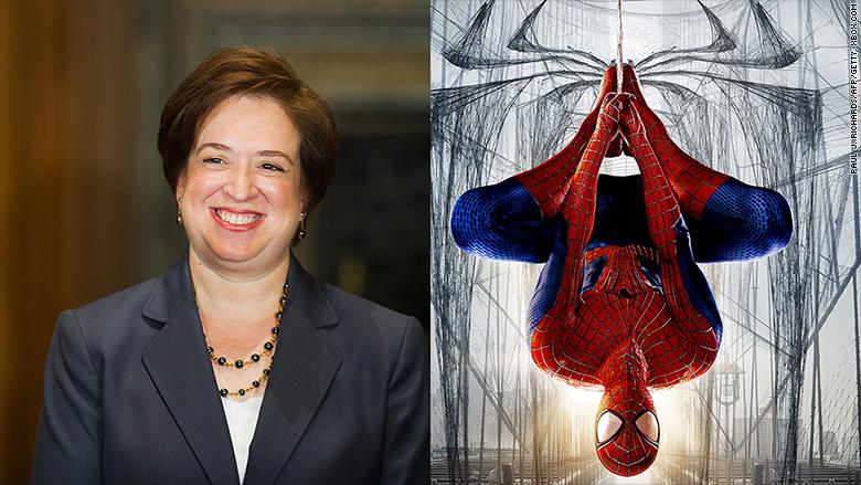 spiderman supreme court