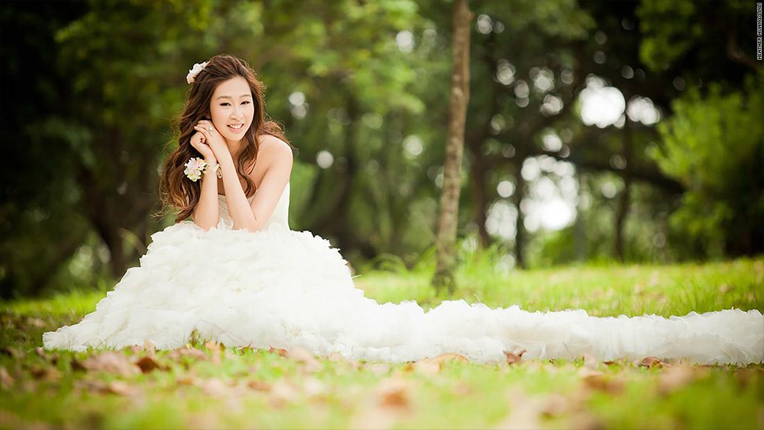 taiwanese bride park solo