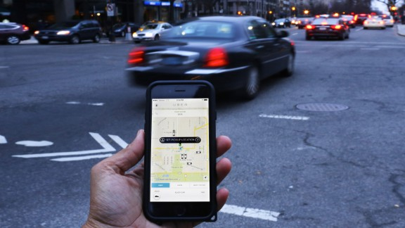 Hertz teams up with Uber and Lyft