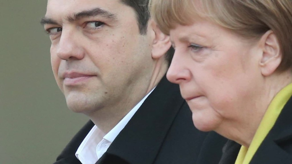 Why Germany's strategy won't work for Greece