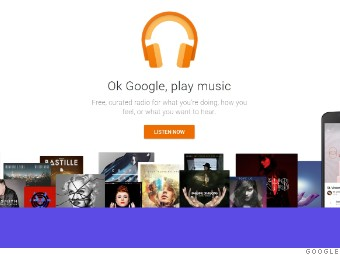 Google Play Music is now free