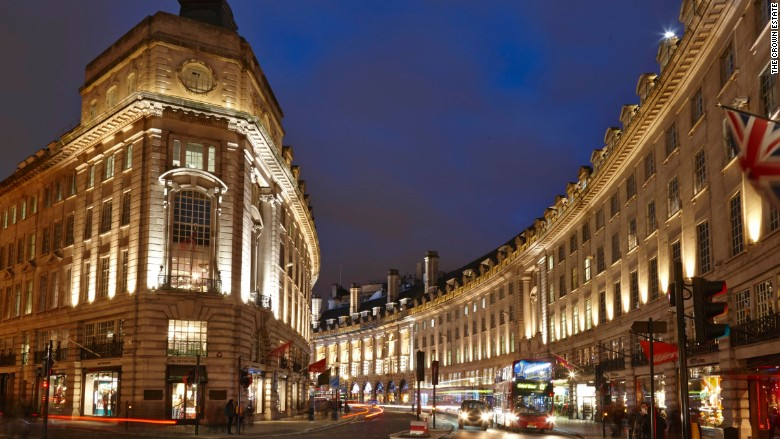 regent street london property