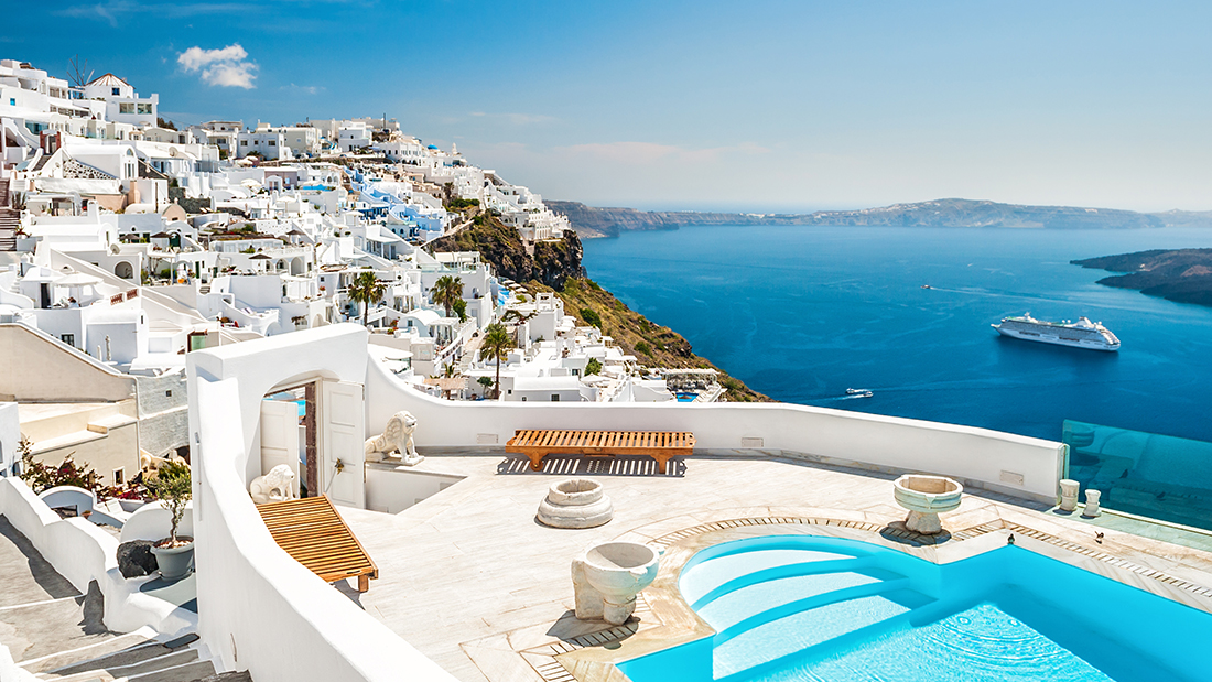Greek vacation