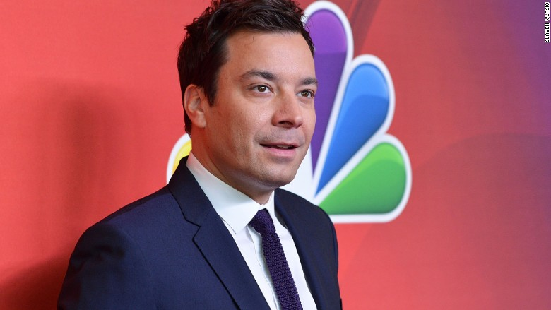 jimmy fallon fall