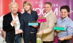 Richard Branson picks startup winners