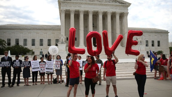 Same-sex marriage is legal. Here's what it means for couples