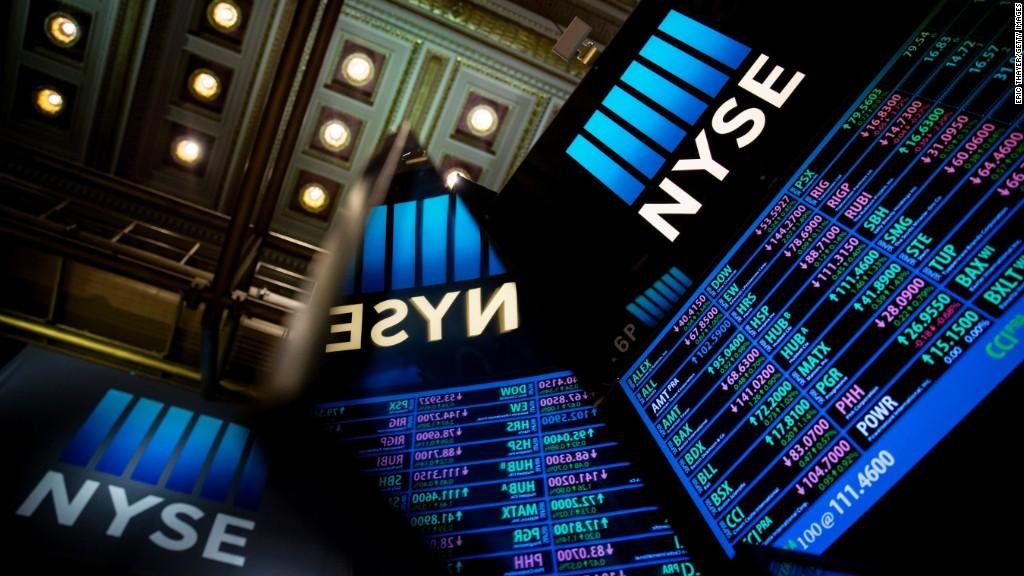 NYSE halts trading