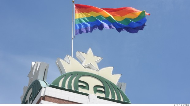 How businesses rallied for same-sex marriage