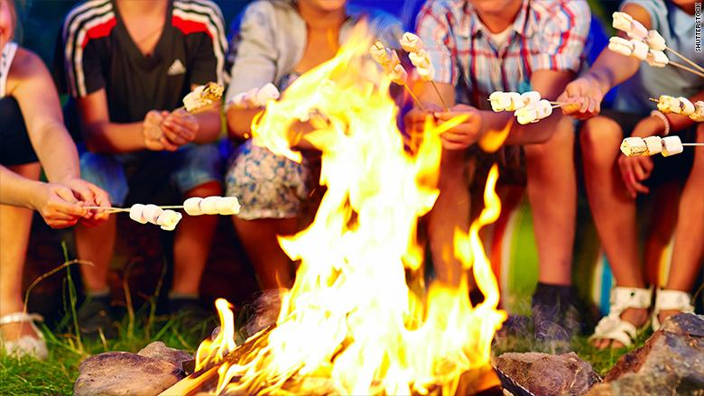 campfire prison break