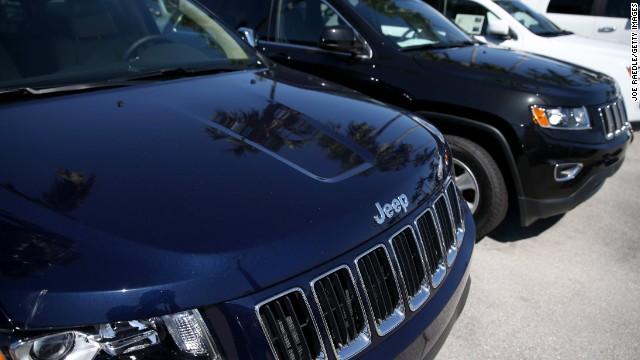 9958afba251 Chrysler to pay $105 million for mishandling recalls
