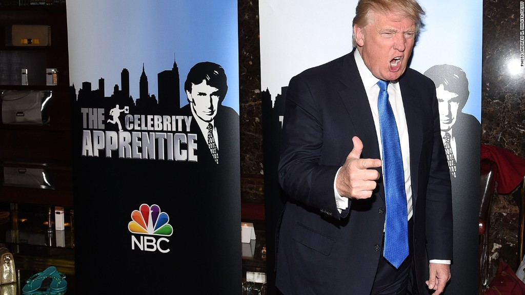 NBC dumps Donald Trump over derogatory comments
