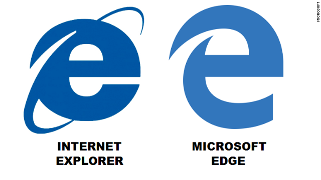 The New Microsoft Edge Browser Logo Looks Like