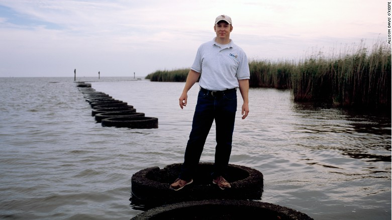 new orleans oyster reef