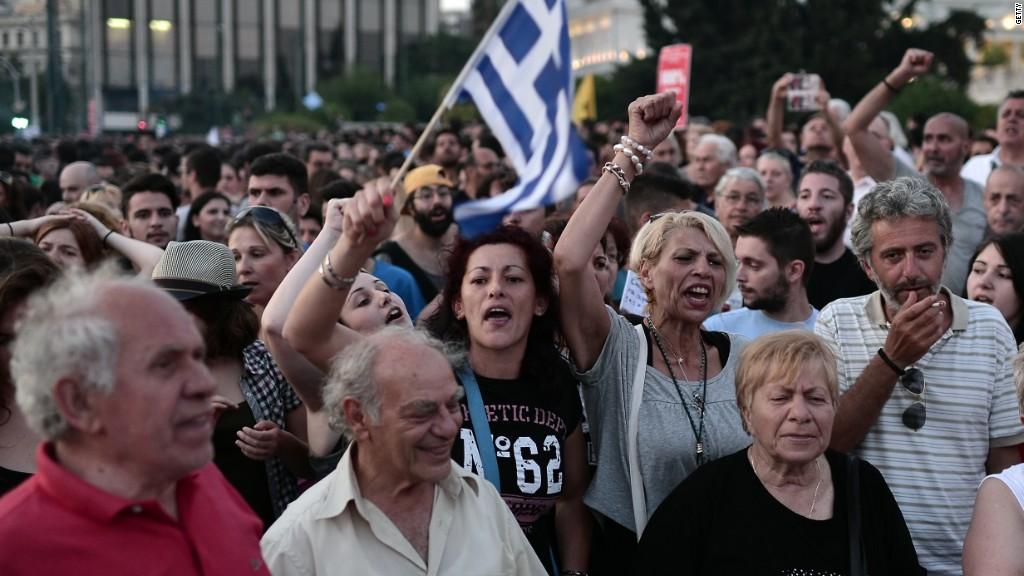Greece won't pay the IMF