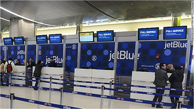 fef2b8f0f5a9 No more free checked bags on Jetblue
