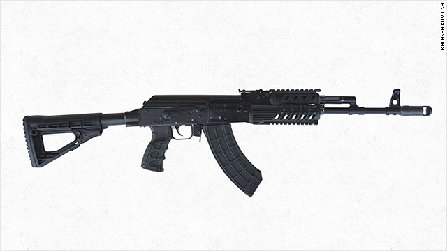 Kalashnikov Usa Is Now Ing Its First American Made Guns Like The Us132z Pictured Here With A 30 Round High Capacity Magazine