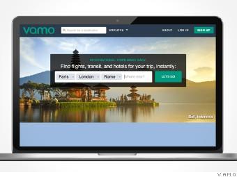 travel startups vamo