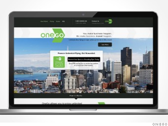 travel startups onego