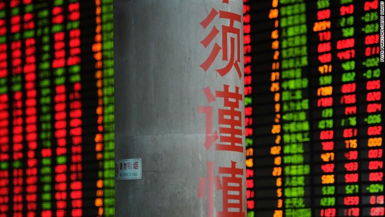 中国股市在北京采取行动以避免崩盘后波动