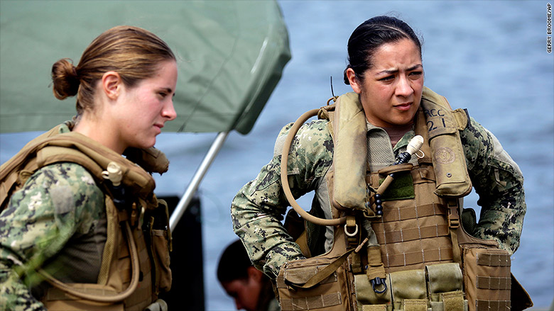 us navy women