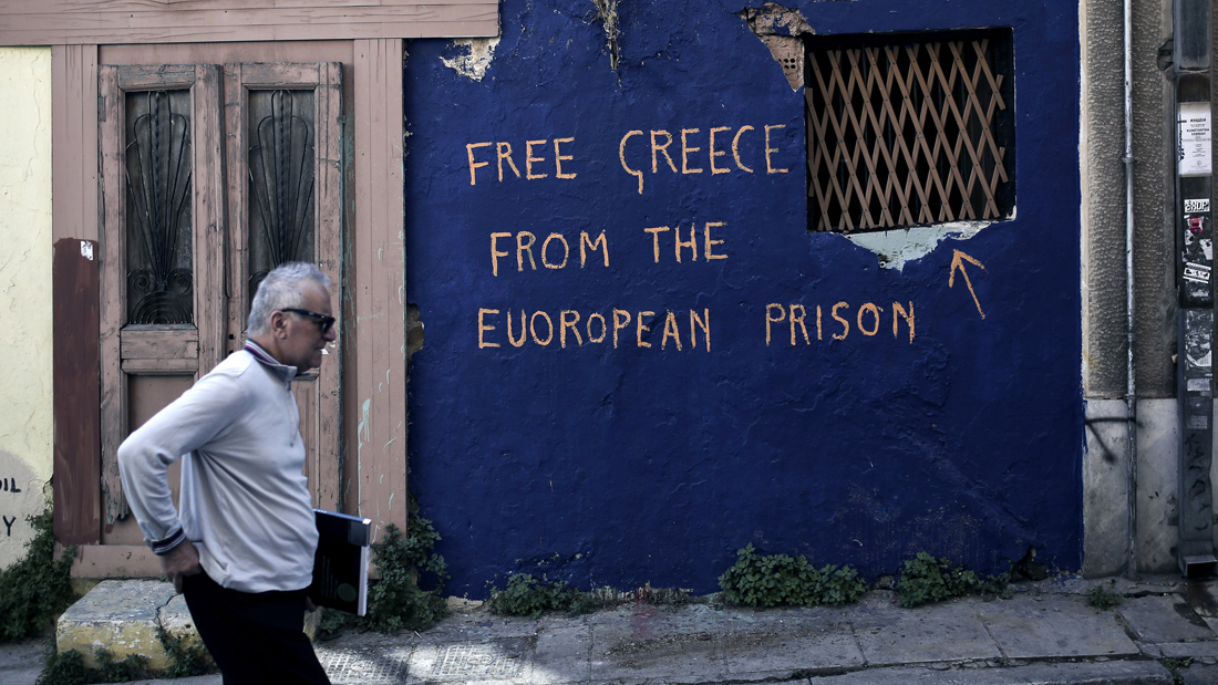 greece graffiti image 2 prison