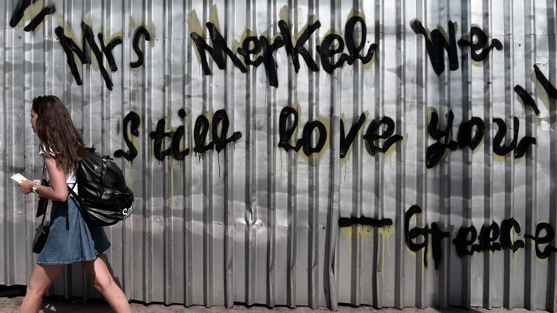 greece graffiti image 3 love
