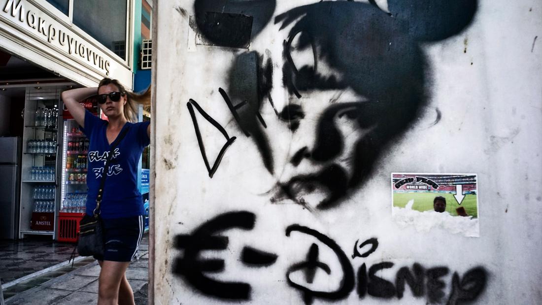 greece graffiti image 4 disney