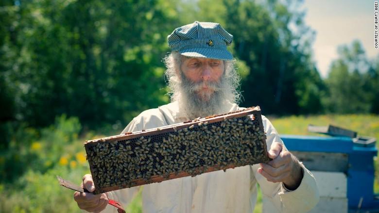 burt shavitz bees