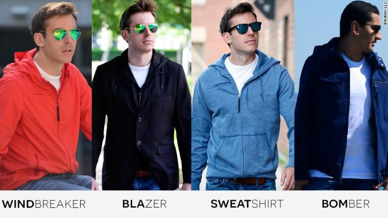 baubax jacket styles
