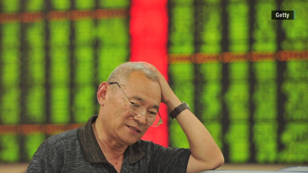 The China market collapse explained
